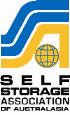 logo of The Self Storage Association of Australasia